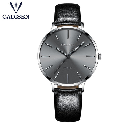 Leisure Quartz Thin Watch
