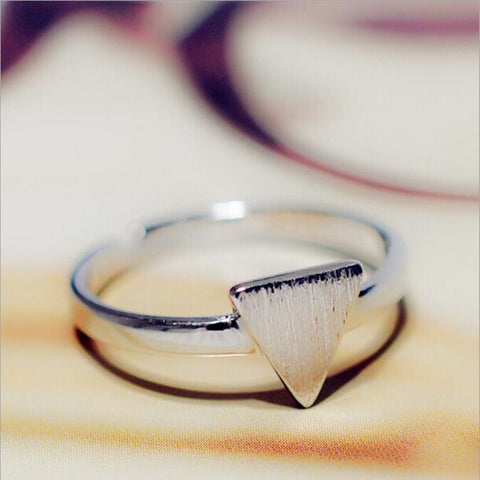 Personality Temperament Triangle Ring