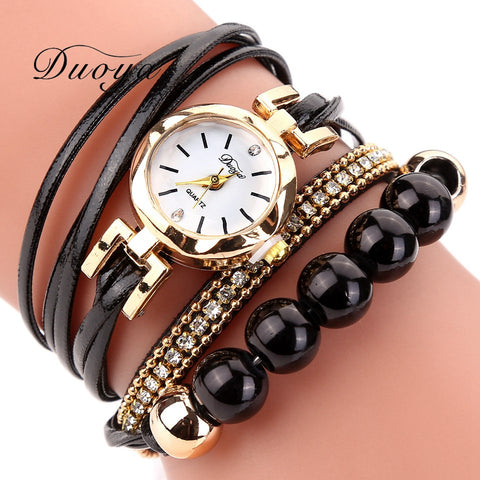 Bead Wrist Watch