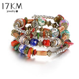Boho Multilayer Beads Bracelets