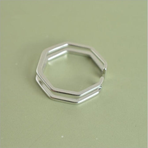 Geometric Double Ring