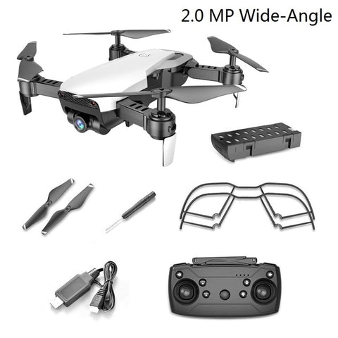 Foldable Drone W/Camera HD Wide Angle