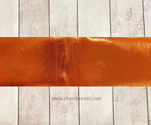 Load image into Gallery viewer, Orange Mystique Cut Fabric Strip