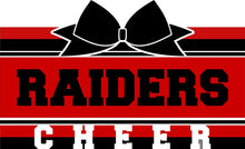 Load image into Gallery viewer, Raiders Cheer