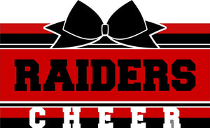 Raiders Cheer