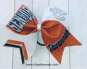 senior 2020 Spotlight Cheer Bow