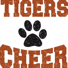 Load image into Gallery viewer, Tigers Cheer Tee Shirt