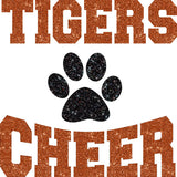 Tigers Cheer Tee Shirt