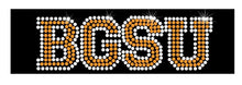 Load image into Gallery viewer, BGSU Car Decal