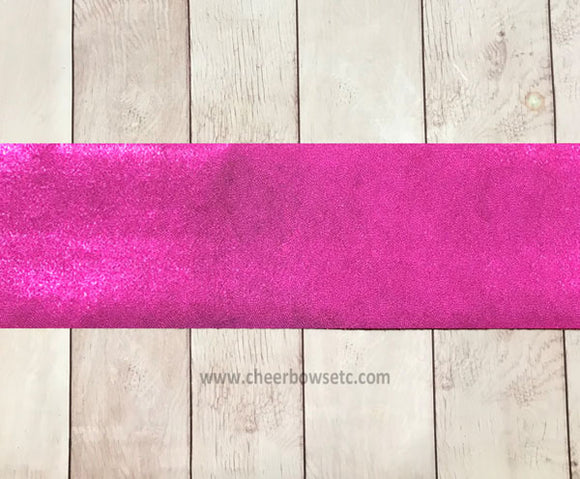 Fuchsia Bow Making Strip