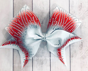 Red Gigi Hair bow