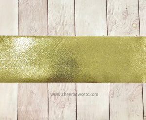 Gold Mystique Hair Bow Making Strips
