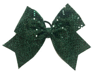 Large Sequins Cheer Bows-Assorted Colors