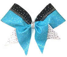 Load image into Gallery viewer, Maui Blue Cheer Bow
