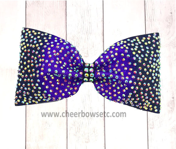Prettiest Princess Dye Sublimation Bow