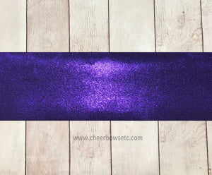 Purple Mystique Hair Bow Making Strips
