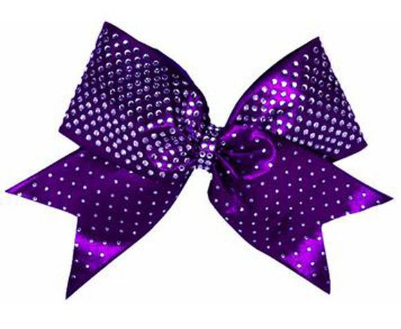 The Kaley Rhinestone Bow