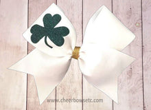 Load image into Gallery viewer, Lucky Shamrock BOw