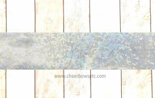 Silver Shatterglass Bow making strips
