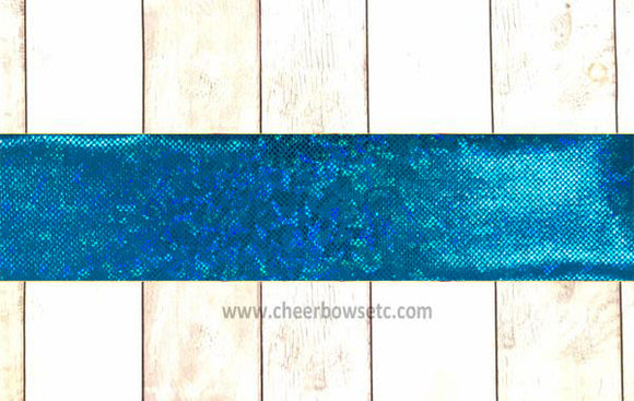Turquoise Shatterglass bow making stirps