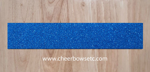 Turquoise Pre-Cut Cheerleading Bow Strips