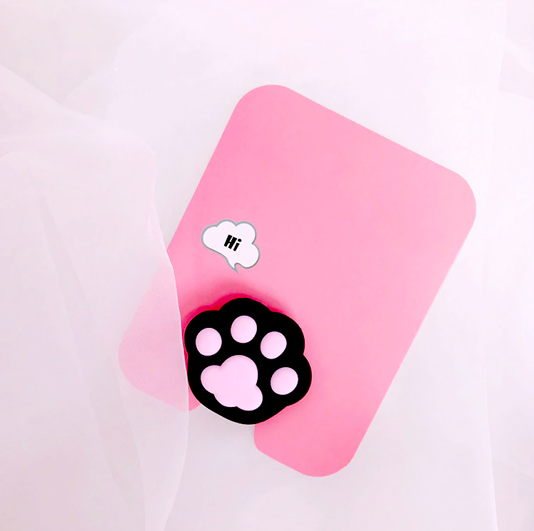 uk availability 03308 3111d Luna & Friends Kitty Cats Silicone Cat Popsocket – Beyond Purrfect ...