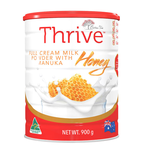 Full Cream Milk with Manuka Honey