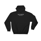 Motorz Vertical Tire Tread Hooded Sweatshirt (Grey)