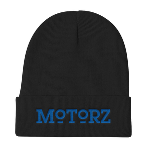 Motorz Knit Beanie (Royal Thread)