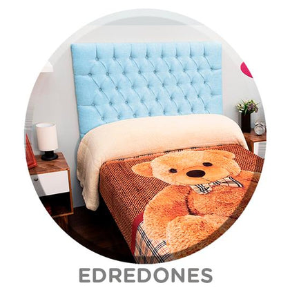 Edredones Borrego