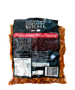 Vegan Pizza Topping