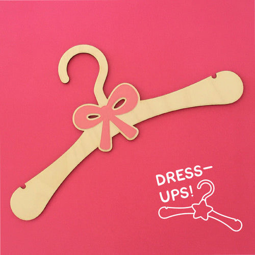 Dress-Ups! - Ribbon Bow