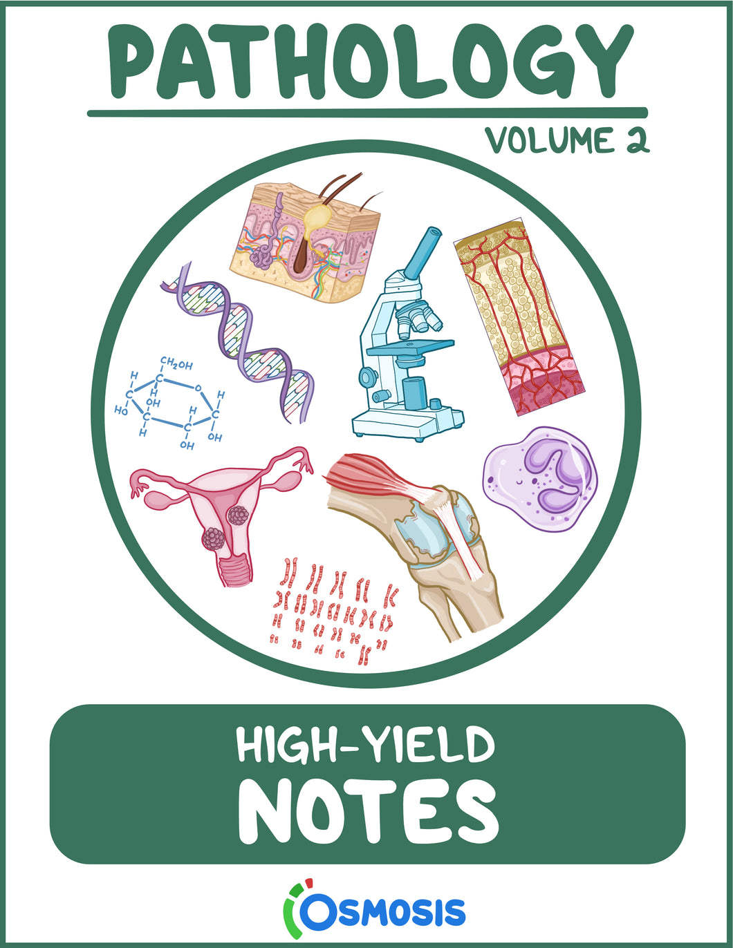 Osmosis High-Yield Pathology Notes: Volume 2