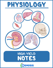 Osmosis High-Yield Physiology Notes
