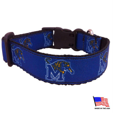 Memphis Tigers Pet Collar