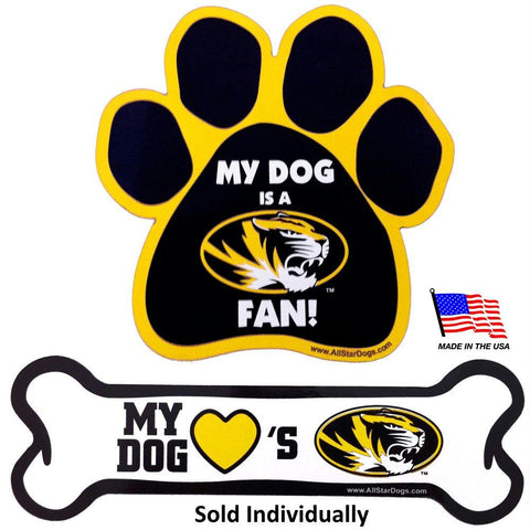 Missouri Tigers Car Magnets