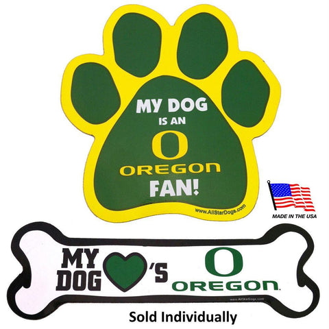 Oregon Ducks Car Magnets
