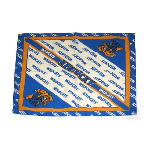 Kentucky Wildcats Square Bandana