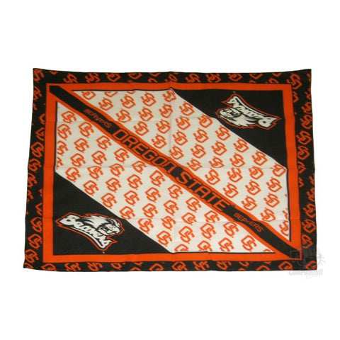 Oregon State Beavers Square Bandana