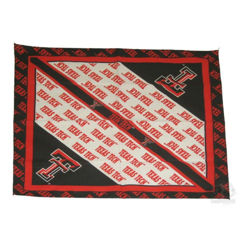 Texas Tech Red Raiders Square Bandana