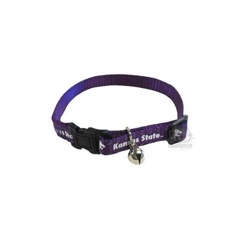 Kansas State Wildcats Cat Safety Collar