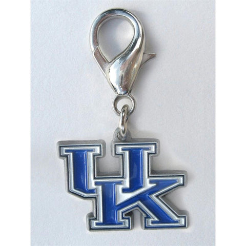 Kentucky Wildcats Collar Charm