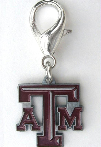 Texas A&M Aggies Collar Charm