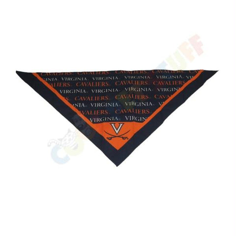 Virginia Cavaliers Triangle Bandana