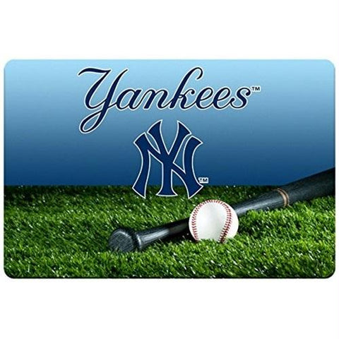 New York Yankees Field Pet Bowl Mat