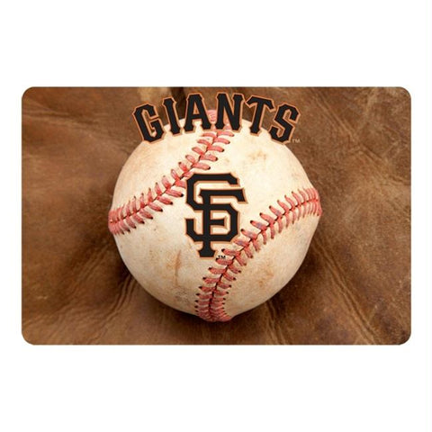 San Francisco Giants Pet Bowl Mat