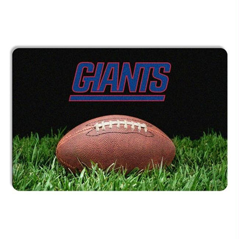 New York Giants Classic Football Pet Bowl Mat