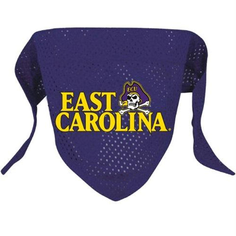 East Carolina Pirates Pet Mesh Bandana