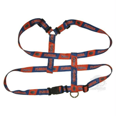 Florida Gators Pet Harness