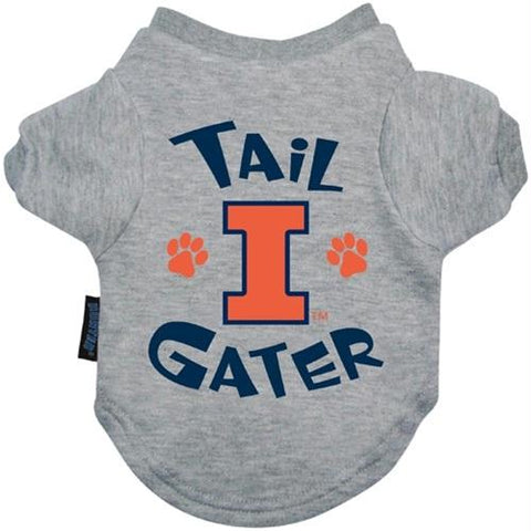 Illinois Fighting Illini Tail Gater Tee Shirt